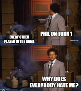 Phil Assorted Meeples Meme