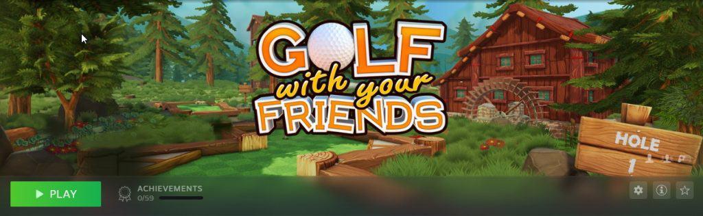 Golf with your Friends Steam Screenshot