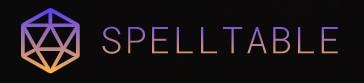 Spelltable logo