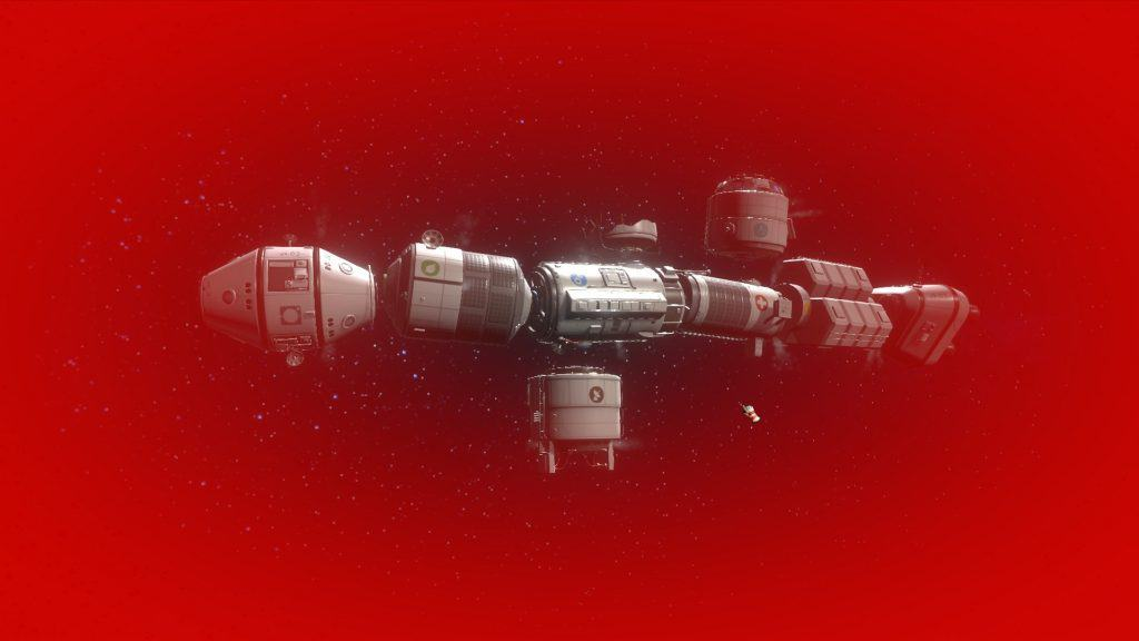 Tharsis video game bloody ending