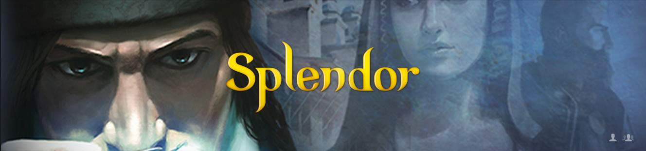 Splendor Video Game Screenshot