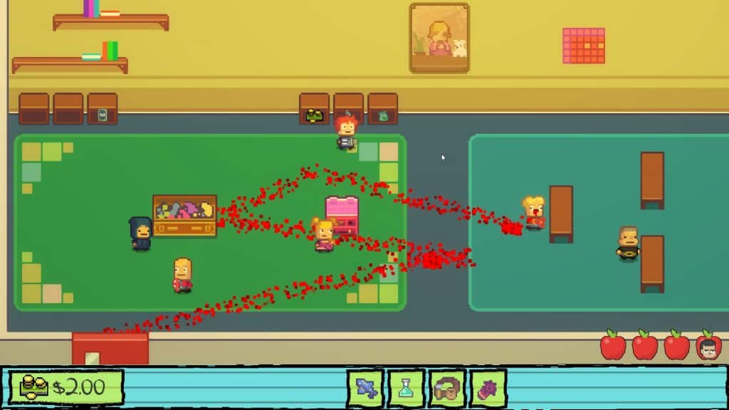 Kindergarten Video Game Screenshot