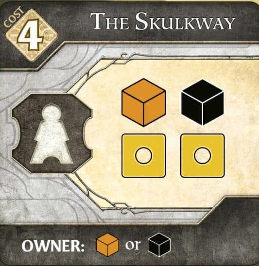Skulkway Building Lords of Waterdeep