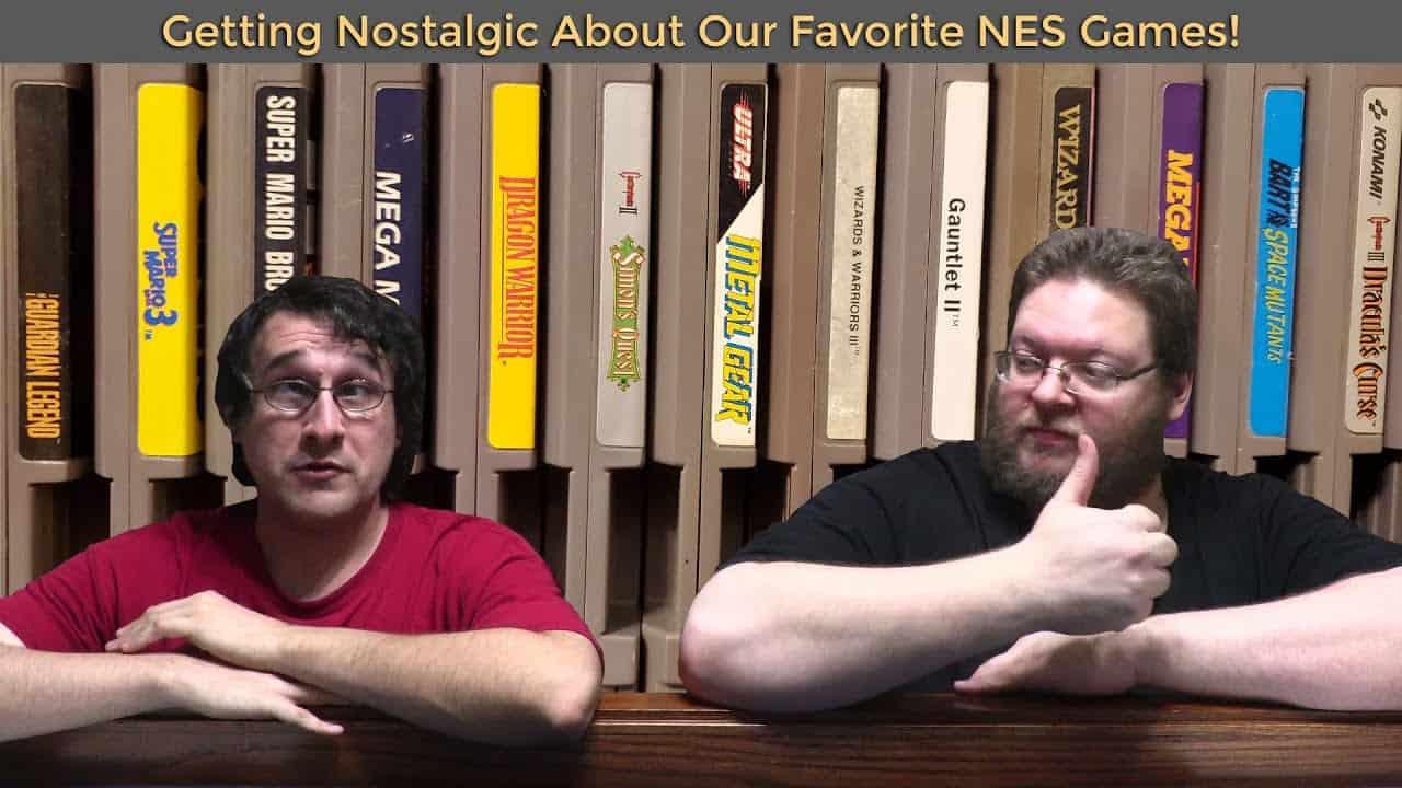 Retro Gamers NES games