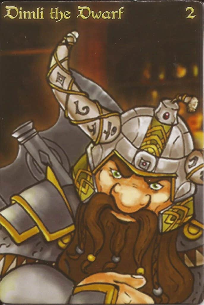 Dimli the Dwarf