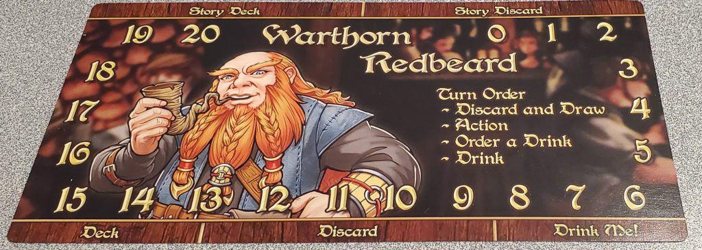 RDI Character Board