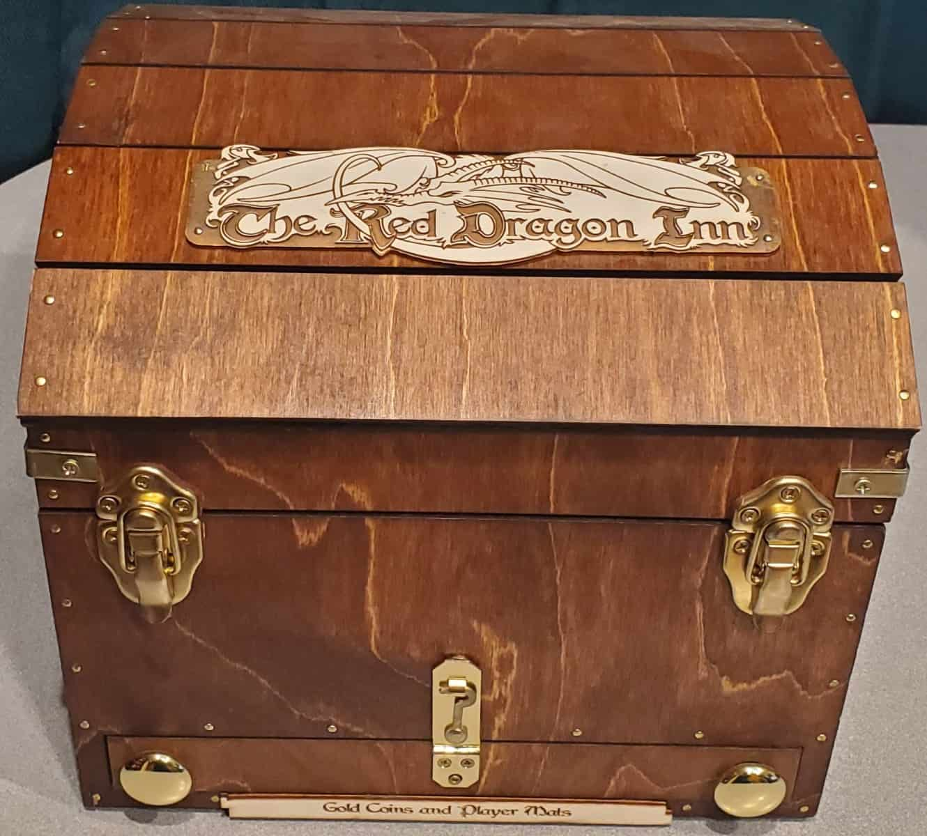 The Red Dragon Inn chest