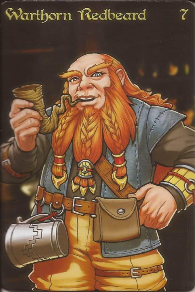 Warthorn Redbeard