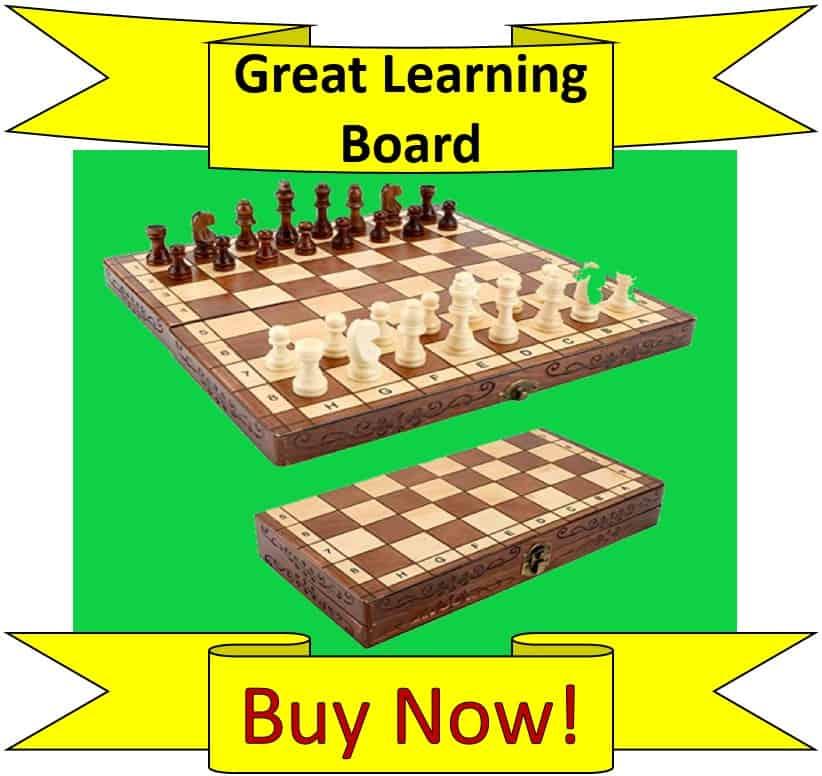 beginners chess board