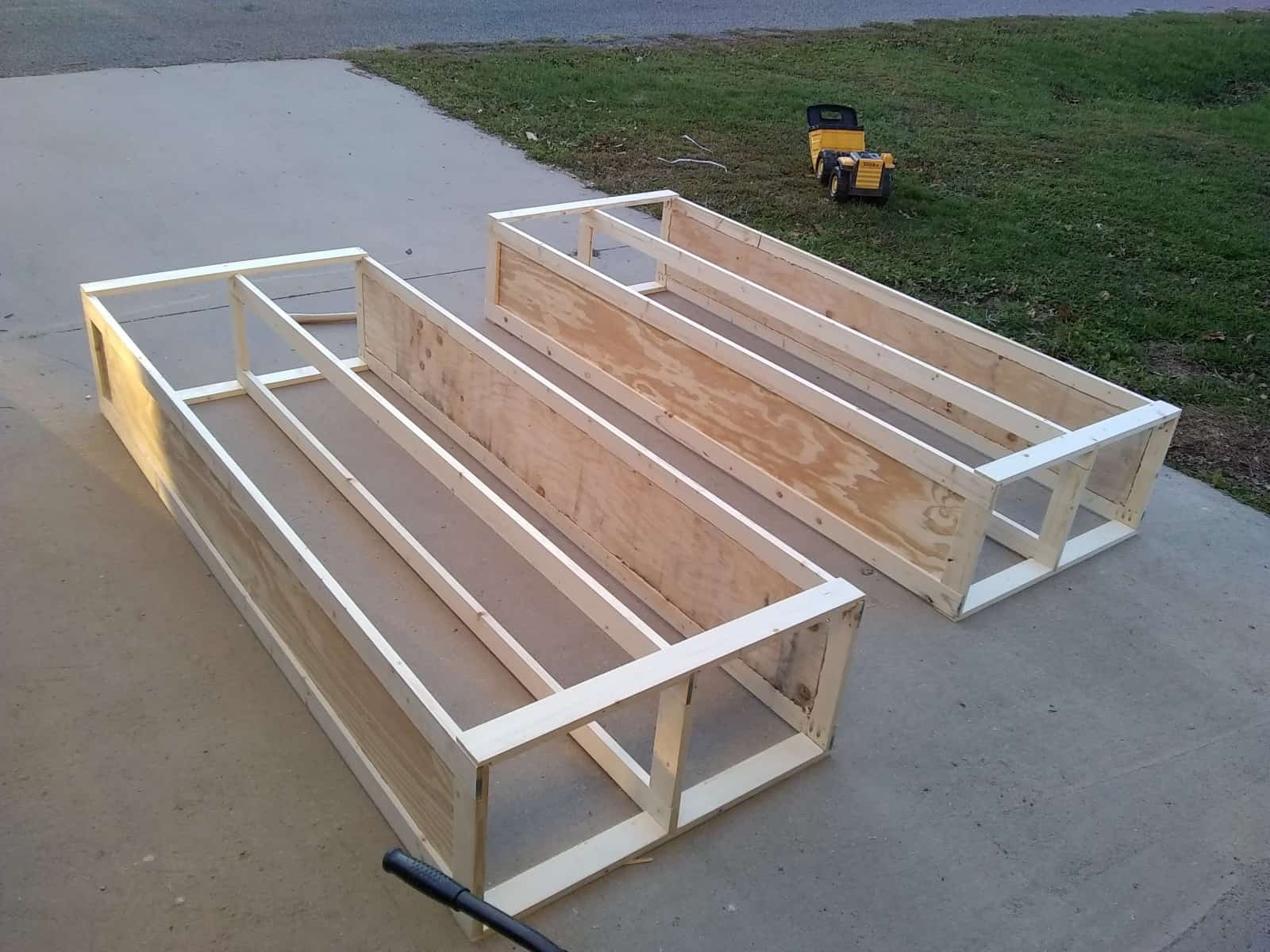 wood frames custom gaming cabinets