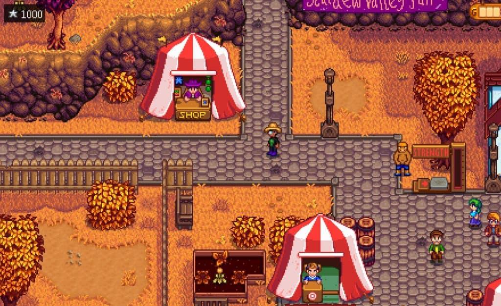 fall stardew valley fair