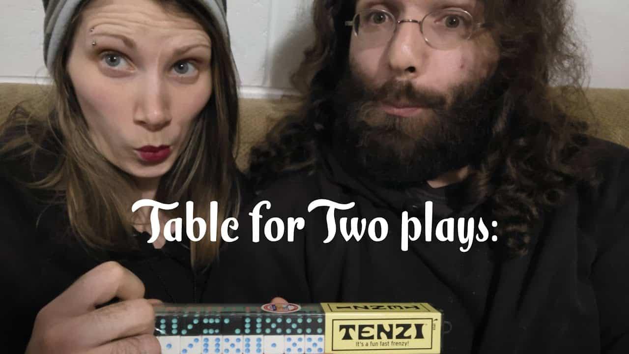 Tenzi boardgame players