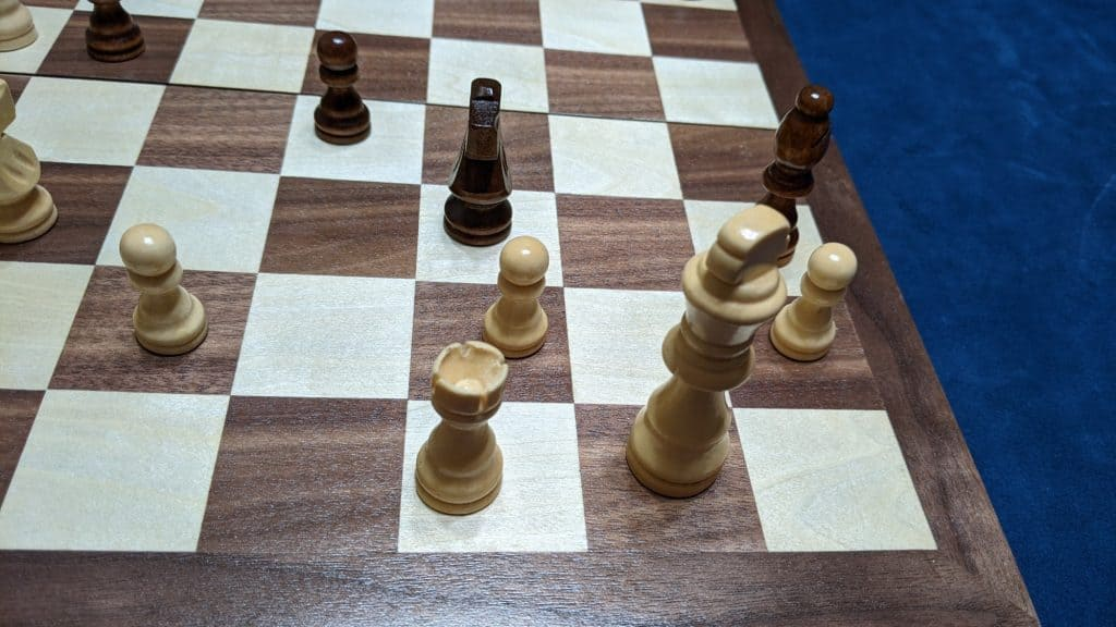 chess only move