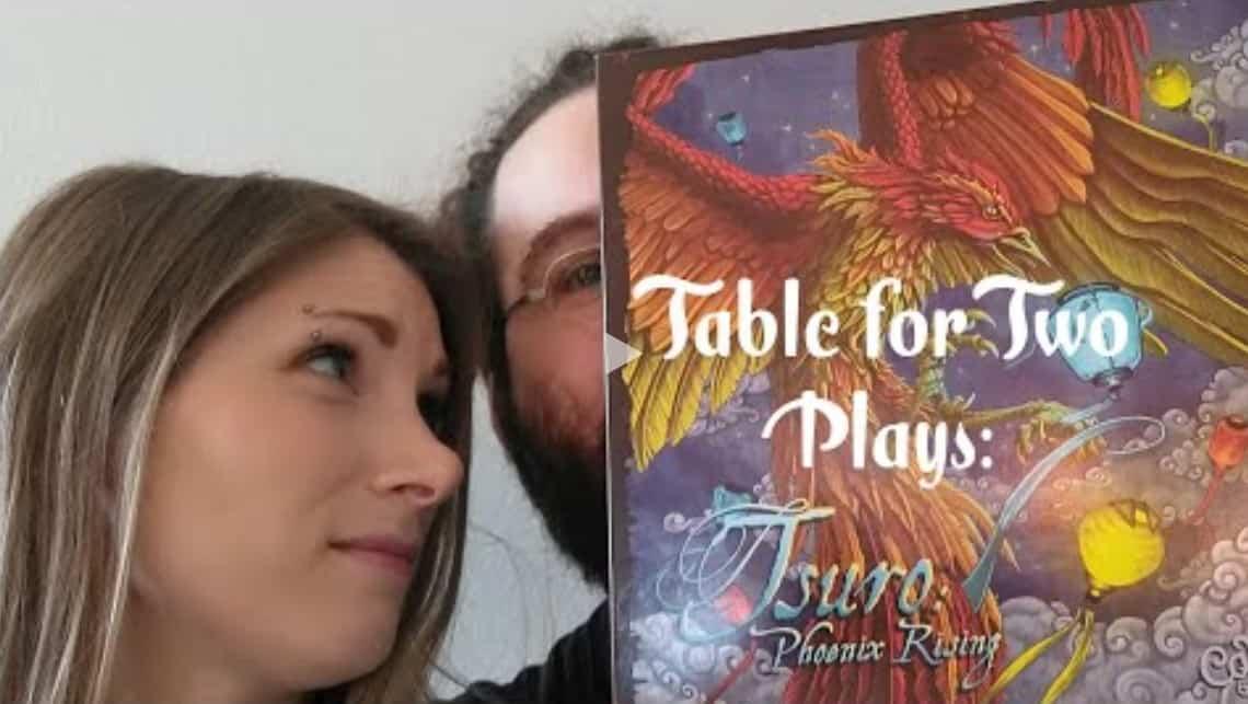 tsuro phoenix rising game