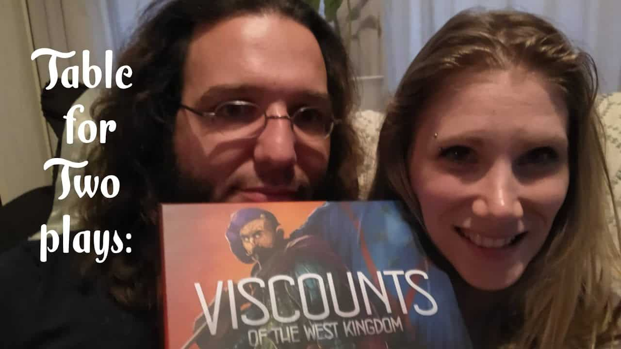 gamers holding Viscounts of the West Kingdom
