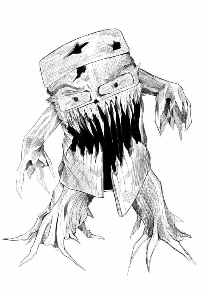 Falker's Cabinet Monster