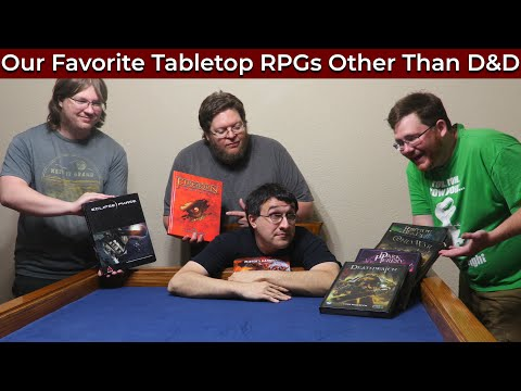 RPGs other than DnD